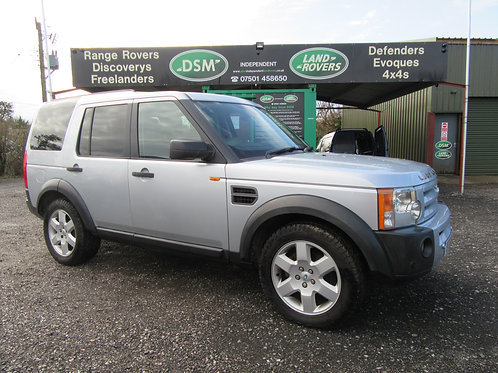 Land Rover Discovery 3 HSE Automatic (06)