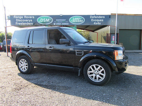 Land Rover Discovery 3 TDv6  (09)