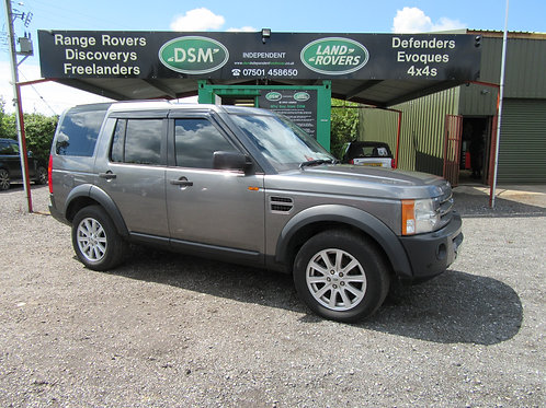 Land Rover Discovery 3 SE Automatic (08)