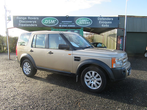Land Rover Discovery 3 SE TDv6 (05)