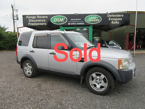Land Rover Discovery 3 - Diesel/Auto (05)