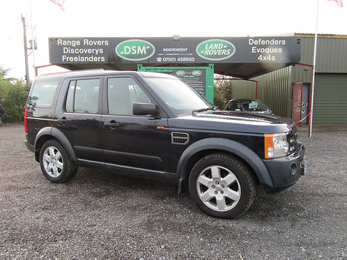Land Rover Discovery 3 HSE Automatic (05)