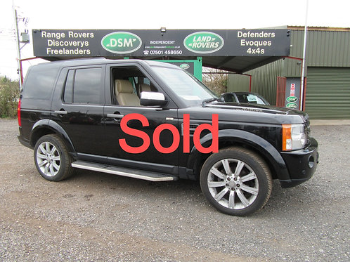 Land Rover Discovery 3 TDv6 XS (58)