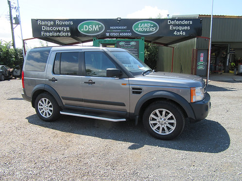 Land Rover Discovery 3 HSE Automatic (07)
