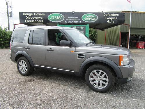 Land Rover Discovery 3 TDv6 XS (09)