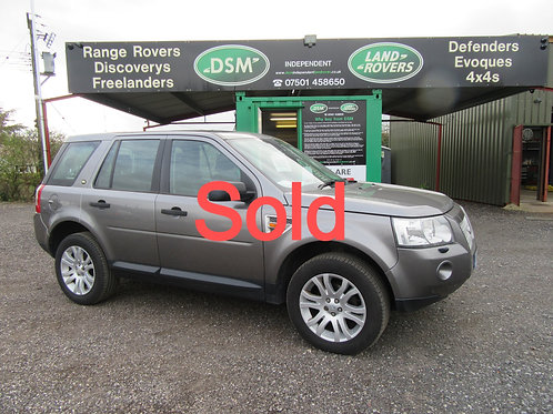 Land Rover Freelander 2 HSE Automatic (08)