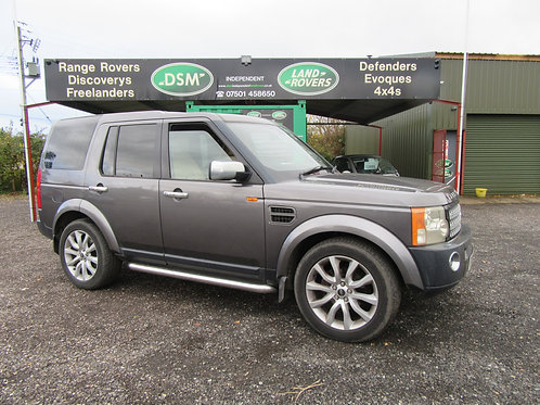 Land Rover Discovery 3 SE Automatic (55)