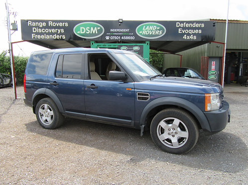 Land Rover Discovery 3 S Automatic (05)