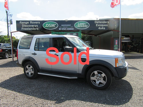 Land Rover Discovery 3 SE Automatic (06)