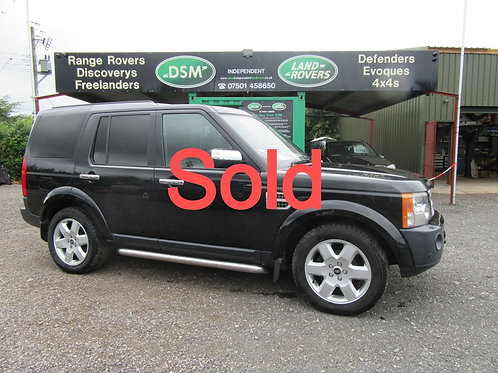 Land Rover Discovery 3 Metropolis Automatic (56)