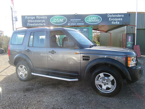 Land Rover Discovery 3 (S)- Diesel/Automatic (05)