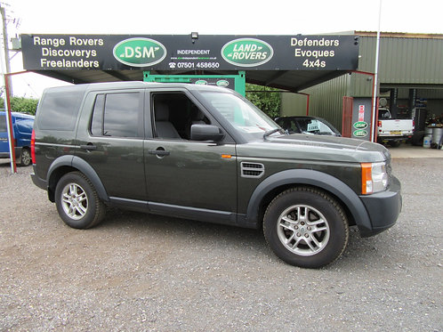 Land Rover Discovery 3 - Manual GS (07)