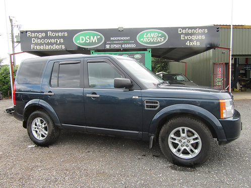 Land Rover Discovery 3  GS TDv6 (09)
