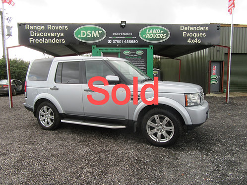 Land Rover Discovery 4 Automatic (10)