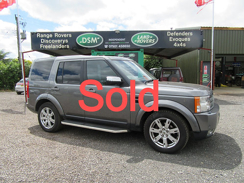 Land Rover Discovery 3  TDv6 Automatic (09)