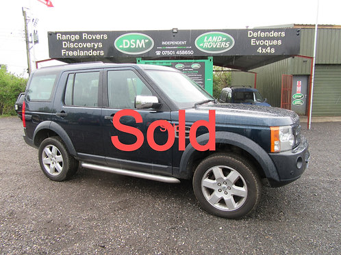 Land Rover Discovery 3 HSE Automatic (57)