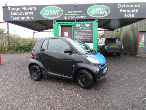 Smart Fortwo Coupe Auto (09)