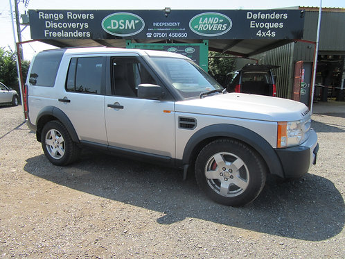 Land Rover Discovery 3 - Diesel/Auto (54)