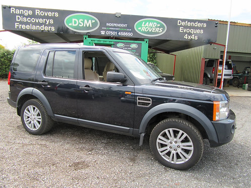 Land Rover Discovery 3 HSE Automatic (55)
