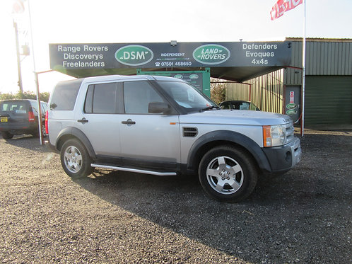 Land Rover Discovery 3 - S (55)