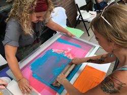 Advanced Print outdoor printing