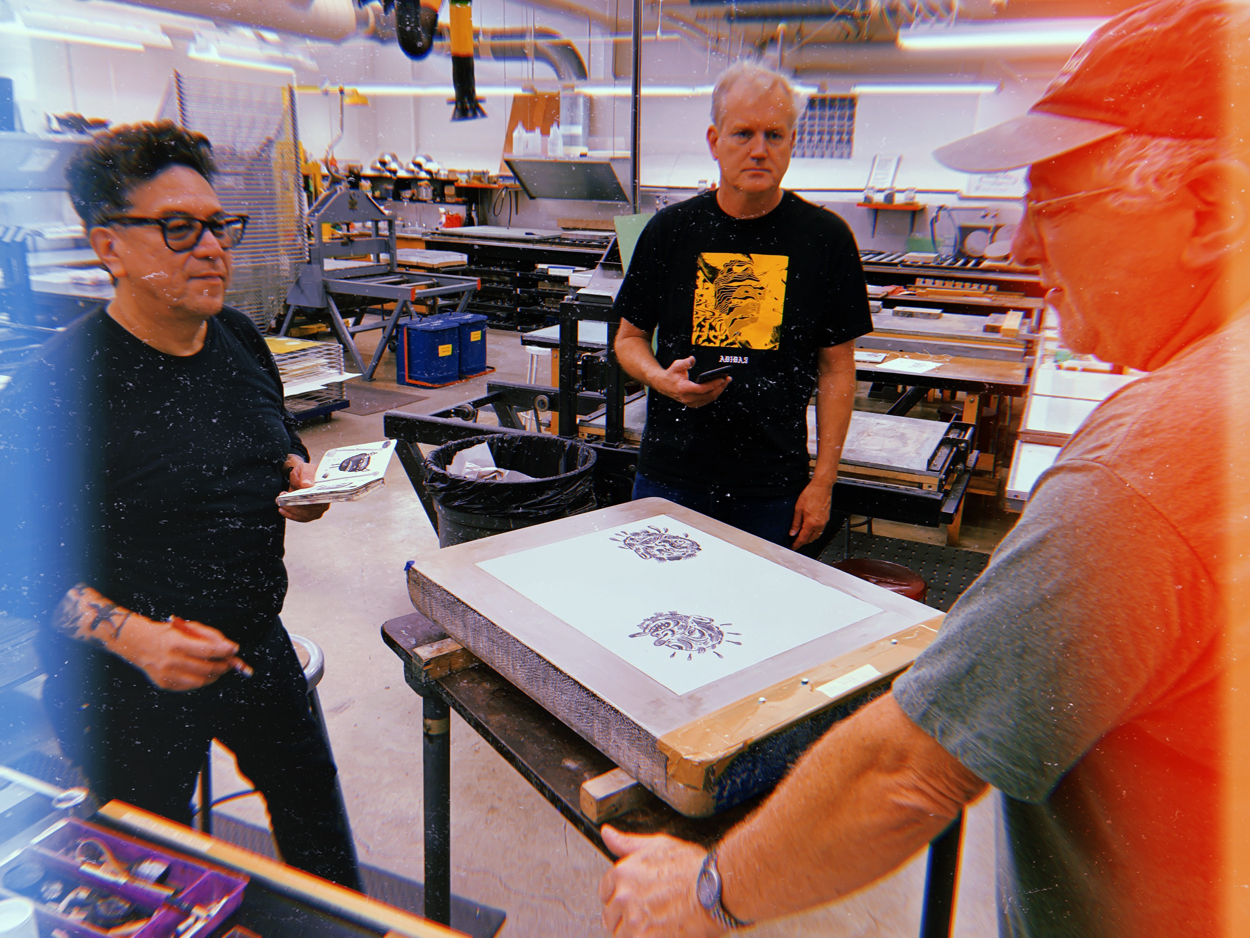 Visting Artists