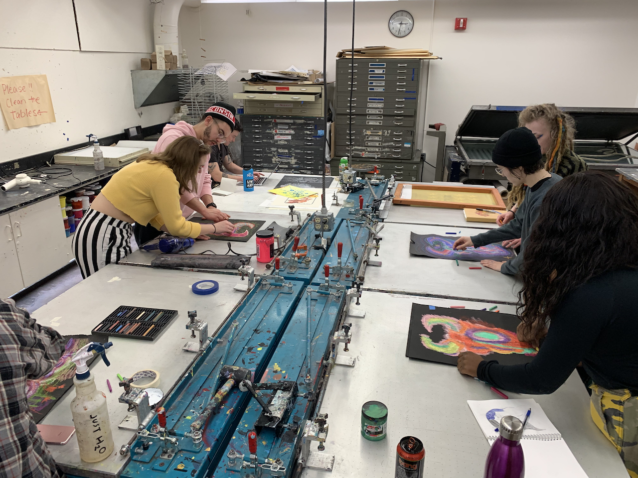 Spring 2020 group making!