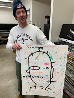 Visiting Artist Chad Oliver