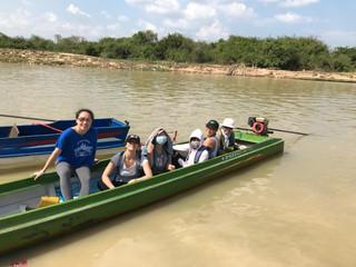 2018 Volunteer Trip Part 5 - Tonle Sap, Cambodia