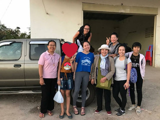 2018 Volunteer Trip Part 4 - Battambang, Cambodia