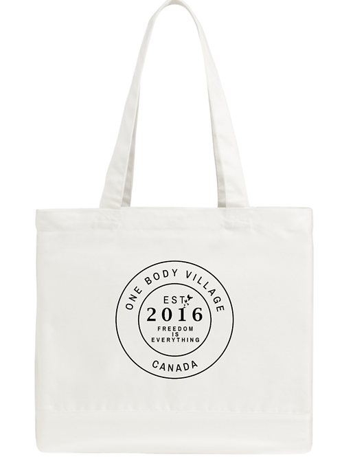 Limited Edition 5th Anniversary Tote Bags