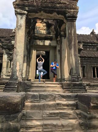 2018 Volunteer Trip Part 3 - Angkor Wat, Cambodia