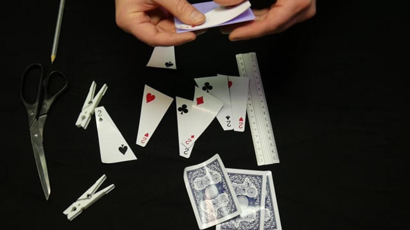 Magische Kartentricks