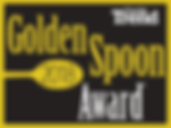 POP 2018 Golden Spoon Award - LARGE LOGO