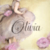 Personalized, Hand Painted Tutu Canvas Wall Art for Girls