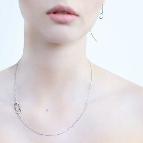 collier First or 18 kt