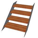 Тетива. Лестница на тетива.