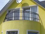 Балконные перила.