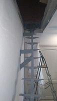 Одномаршевая прямая лестница. Косоур одномаршевой прямой лестницы.