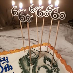 Ken's 60th Birthday