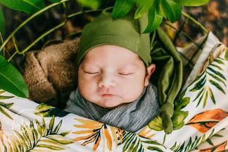Virginia Beach Outdoor Newborn Photographer