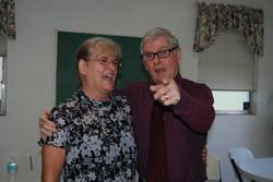 Rita Cobble & Associate Pastor Bobby Cobble
