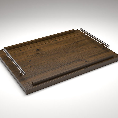 JANAPINE Handcrafted Wooden Tray