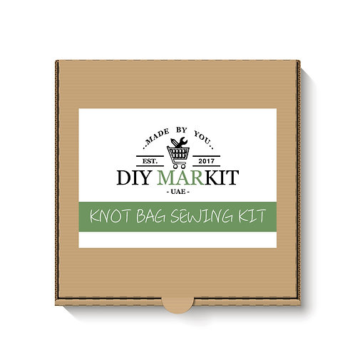 DIY MARKIT Japanese Knot Bag Sewing Kit