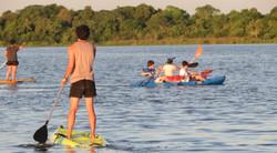 Carayá - SUP + Kayak