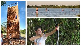 Deportes en Carayá Ecoparque