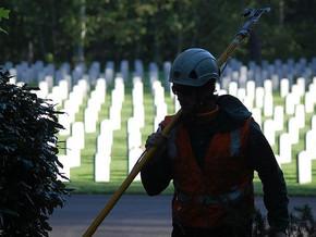 """Tree Care Industry Honors Veterans"""
