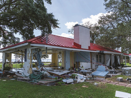 """""""Facing the Holidays After Two Hurricanes, Southeast Communities Are Getting Co-op Help"""""""