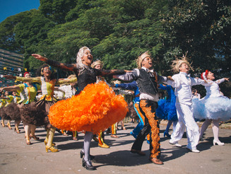 Arraial da Cidade celebra a cultura nordestina em São Paulo