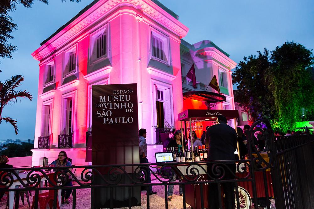 Foto divulgação: Museu do Vinho